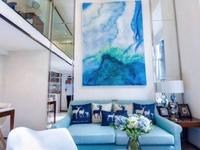 恒大海上帝景 一线海景 精装loff公寓 37平45万