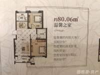 临港政府 上海大公馆 高档封闭2室全明80平 直签合同