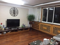 高区帝王宫悦海小区119平顶二3室向阳装修售127万可贷