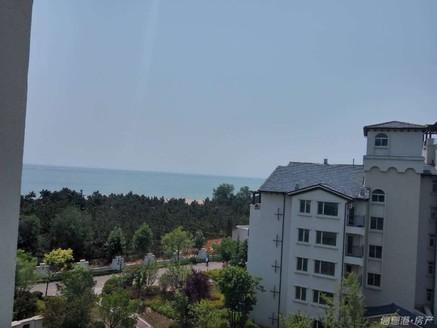 荣成海邑长滩,全景海景房,出门大海,门口就是沙滩,度假休闲养老
