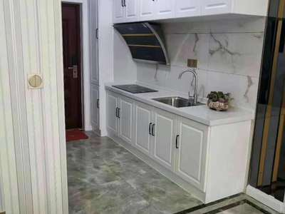 出售蒿泊公寓精装带家具家电双福大厦13楼53万