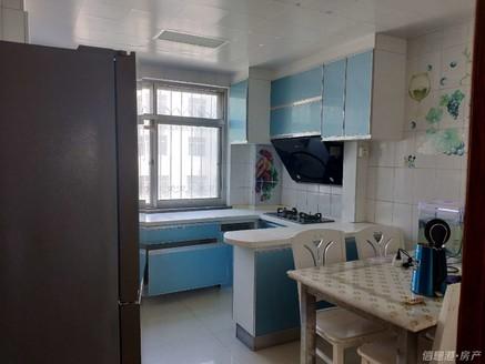 国际海水浴场 怡海园 实木装修 108平 边户