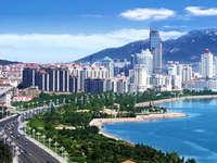 国际海景城3居室,一线海景
