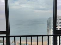 高区国际海水浴场青缇湾一线海景房 南北通透全明户型带储藏室