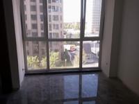 华发九龙湾131平精装边户 客厅向阳,全明户型,观海房