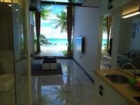 威海山海一品一线海景精装公寓 家具家电齐全 葡萄滩海水浴场