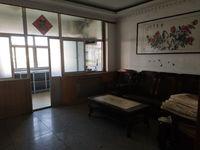 市中心西门顺河街水产市场3楼框架100平3室南北通透方正客厅