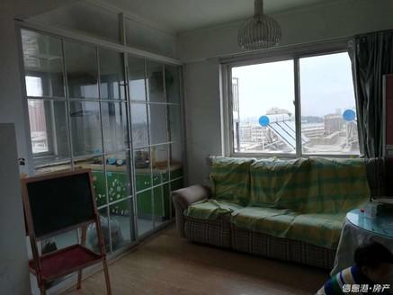 出售华夏山海城紫薇园顶楼复式精装