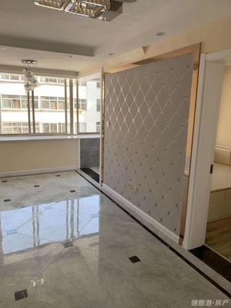 蒿泊站点旁精装3室74平方住人4楼