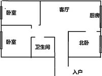 经区九龙湾花园113平3室2楼西边户毛坯房
