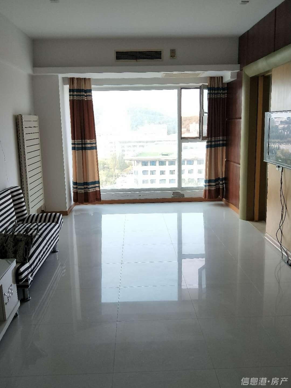 高区山大南门南 利群 海悦国际公寓 精装修 配套齐全 可看海