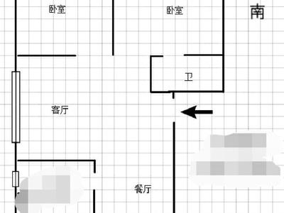 威高花园熙和苑,121平方,包税,南北通透,位置好,出行方便
