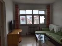西北山卧龙山庄框架4楼西边户,65平,两室两厅,月租1200