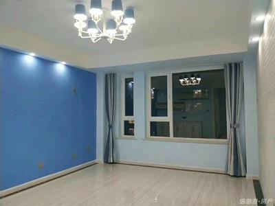 保利凯旋公馆精装89平25楼 2010年2室2厅草厦8可拎包入住133.8万