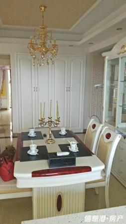 出售人和国际花园3室2厅2卫148平米138万住宅