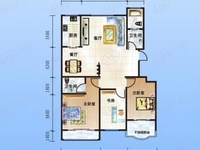 出售彩凤山城3室2厅2卫125平米165万住宅