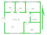 出售望海园3室2厅1卫110平米129.8万住宅