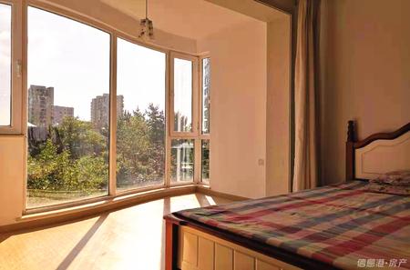 威海幸福门尚城国际一室一厅精装实景照