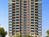 业主直售五渚河生态城一期4室2厅2卫179平米160万