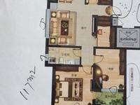 出售盛德山水绿城3室1厅1卫117平米120万住宅