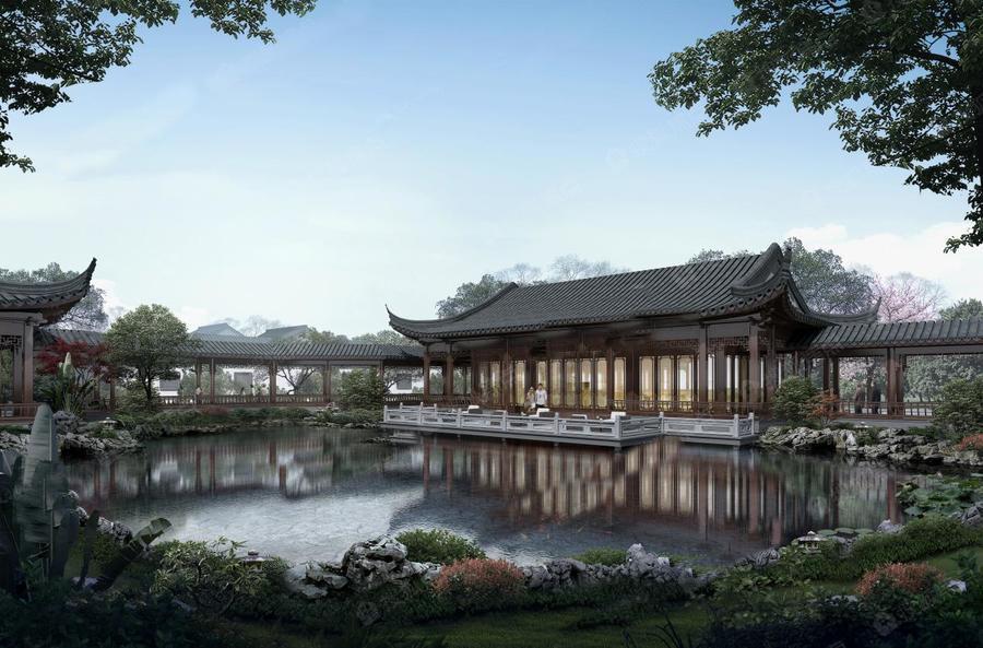中邦蓝城·桃源里