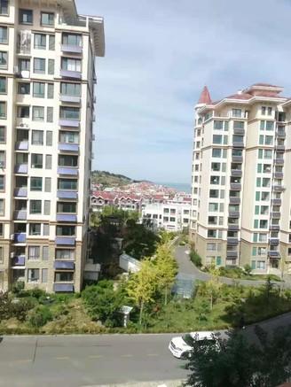 市政府后花园,孙家疃维多利亚小高层电梯,一线海景,豪华装修