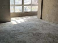 西北山金盛花园封闭小区 110平多层1楼带草厦边户毛坯框架房