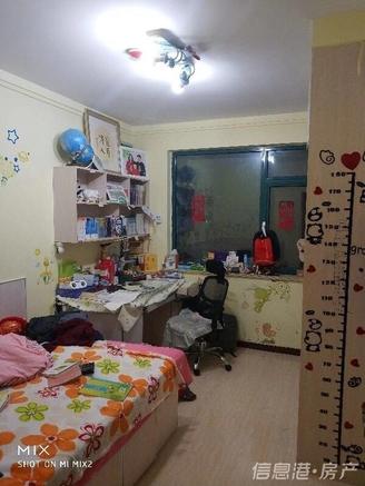 颐康府装修138平21楼 2010年3室2厅无草厦带车位148万