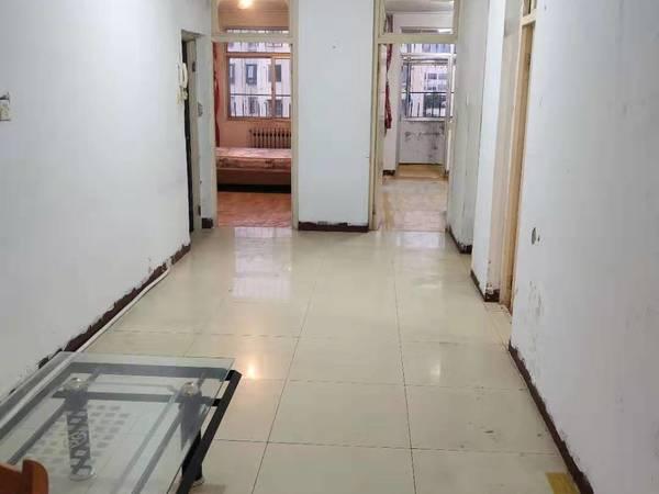 神道口 云鹤山庄 威海一中 古寨东路小区 多层4楼西边户 三室两厅一卫