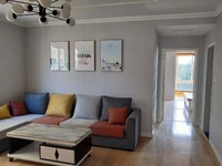国际海水浴场海景花园精装修三居室东边户观海楼房出售
