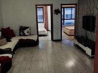 阳光钦城一期装修95平3楼 2010年3室2厅带地上车位119.8万
