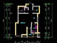 出售威海福湾1室1厅1卫57平米5000万住宅