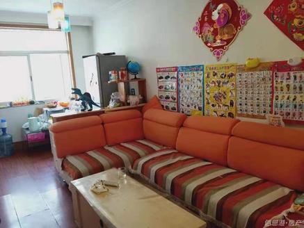 一中云鹤山庄装修73平住人3楼 1999年3室1厅草厦8平73万