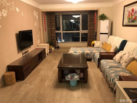 望海名居精装101平住人5楼 2013年2室2厅草厦8平可拎包入住160万