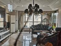 威高花园熙和苑,南大门人工湖旁,170平三室两卫,豪华装可贷