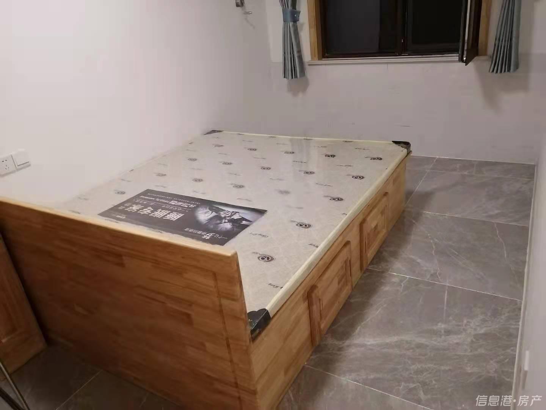 华夏城全实木精装房
