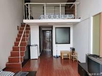 滨海龙城精装公寓 49平 7楼东向 一室一厅52万