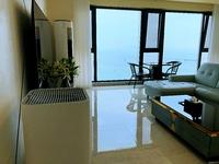 九龙城商圈 华发九龙湾 一线海景 豪华装修4室2厅2卫 全新家具 配套齐全