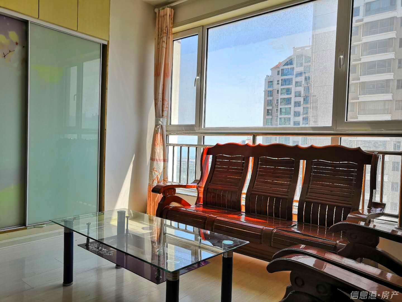 竹岛大润发阳光海岸10楼62平精装实景照