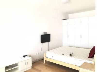 侨乡海景公寓精装带家具家电室内看海景