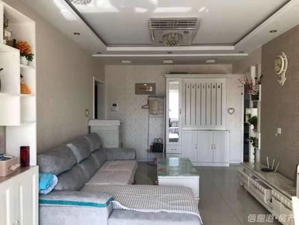 高区山海郡高层7楼67平精装69.8万,带家具家电,可做两室,随时看房