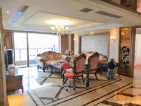 蓝湾怡庭2楼东边户215平豪华精装四室两卫带家具