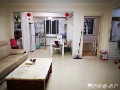 南竹岛d区精装97平3楼 2012年3室2厅草厦8平可拎包入住146.8万