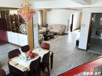 急售阳光钦城5室3厅2卫196平米豪华装修住宅