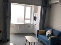 出租青岛路96号百度城1室1厅1卫45平米1650元/月住宅