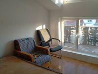 高区昌鸿小区楼房出租,两室,月900 元地暖,天然气,半年付