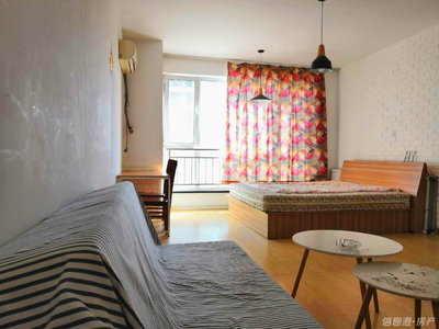 竹岛大润发南阳光海岸11楼一室一厅实景照