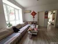 西河北田村西郊永盛园一楼带院,80平两室东边户卫生间带窗户,115万,精装修