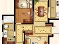 出售明辰 湖畔田园2室2厅1卫94平米65万住宅