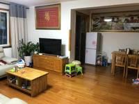 九龙明珠多层107平方4楼三室向阳实木装修带车位草厦155万